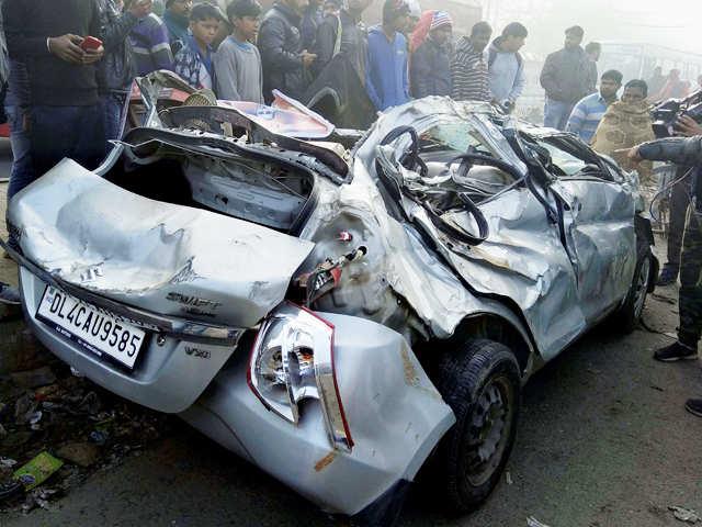 India Fatal Car Crash