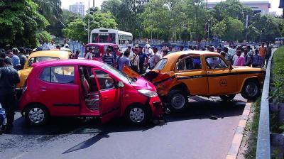 India Car Crash